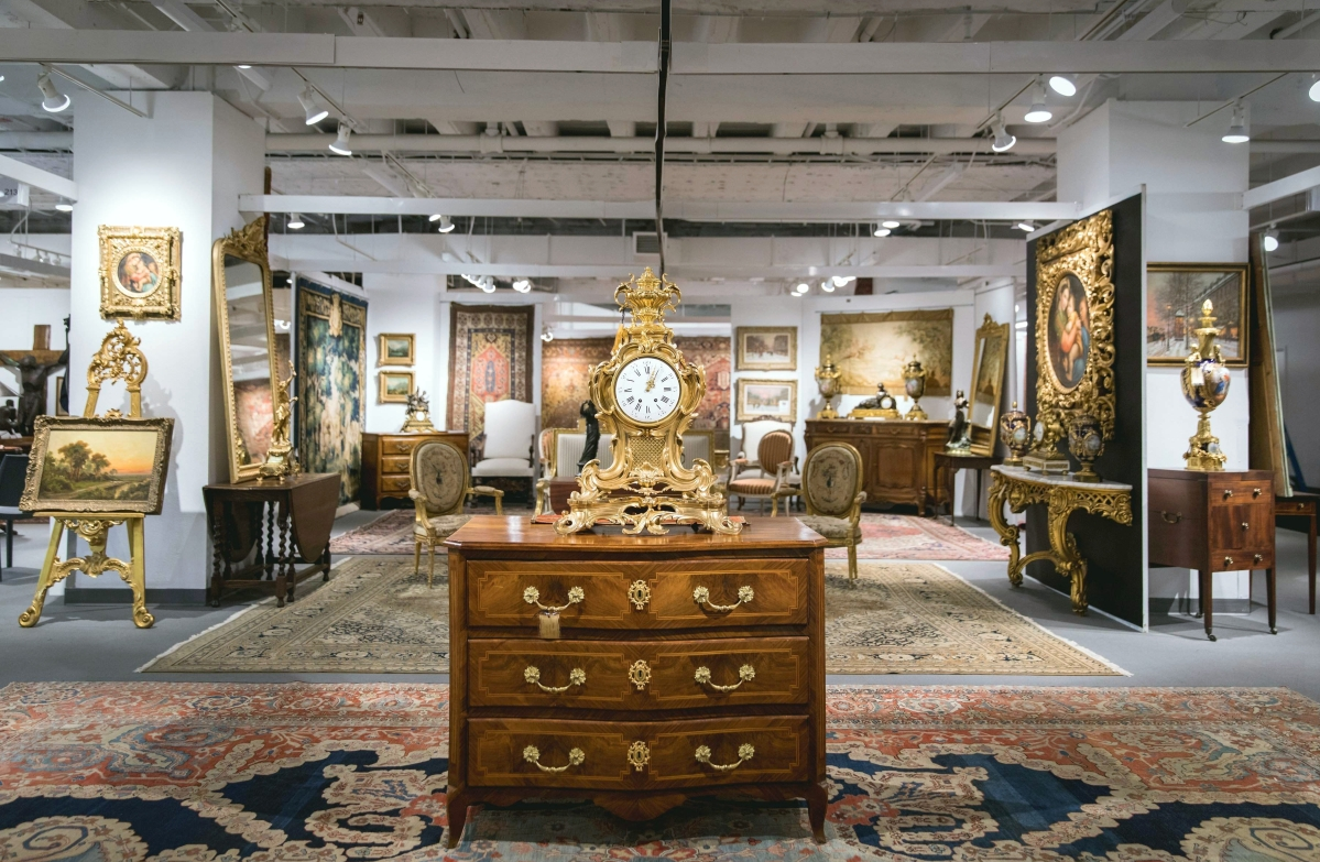 Atlanta Fine Rugs and Antiques, Atlanta, Ga.