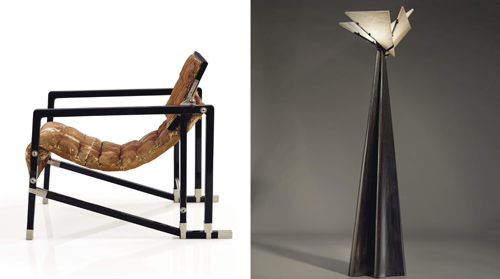 New york design sale totals 83 million floor lamp armchair set new york city christies sale of design on june 20 totaled 8308875 with 95 percent sold by lot and 98 percent sold by value aloadofball Images
