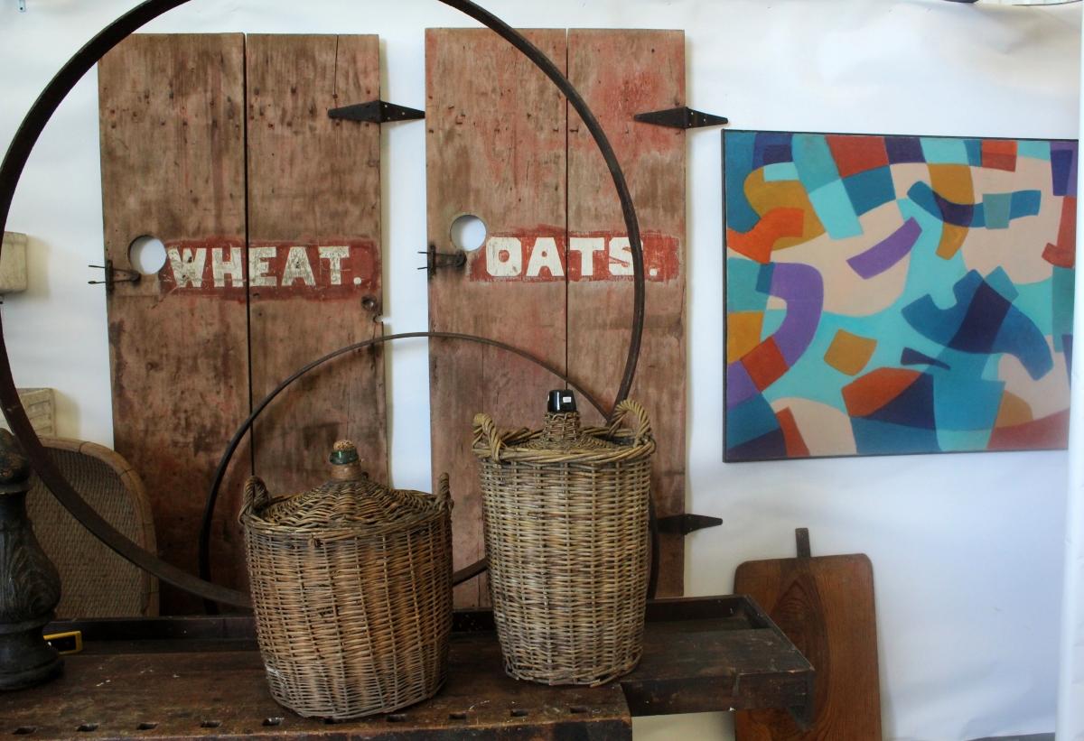 Worden Select Objects, Burr Oak, Mich.