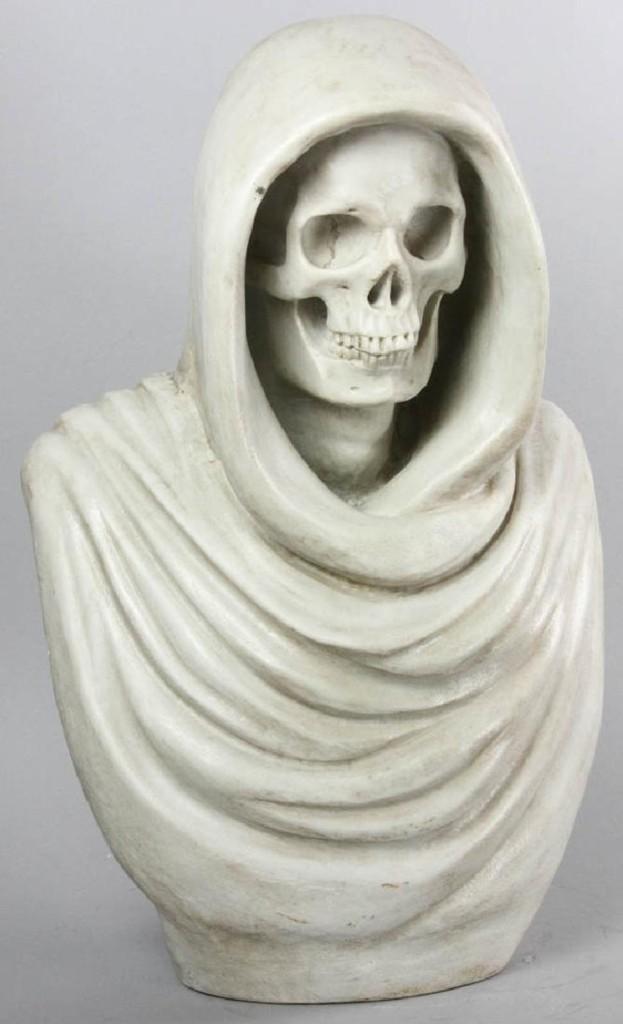 Kaminski marble shroud