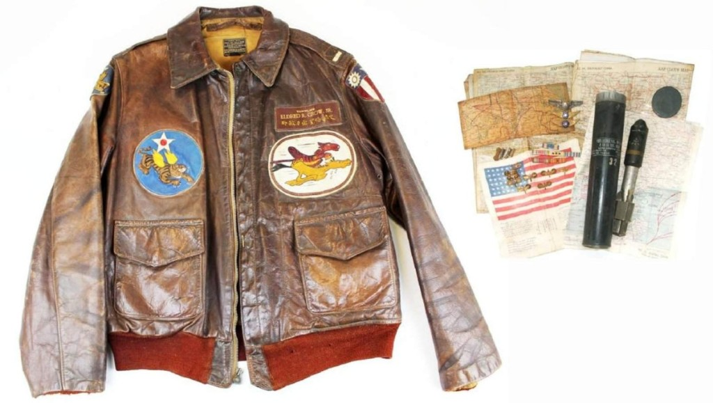 AB Merrill WWII Jackets