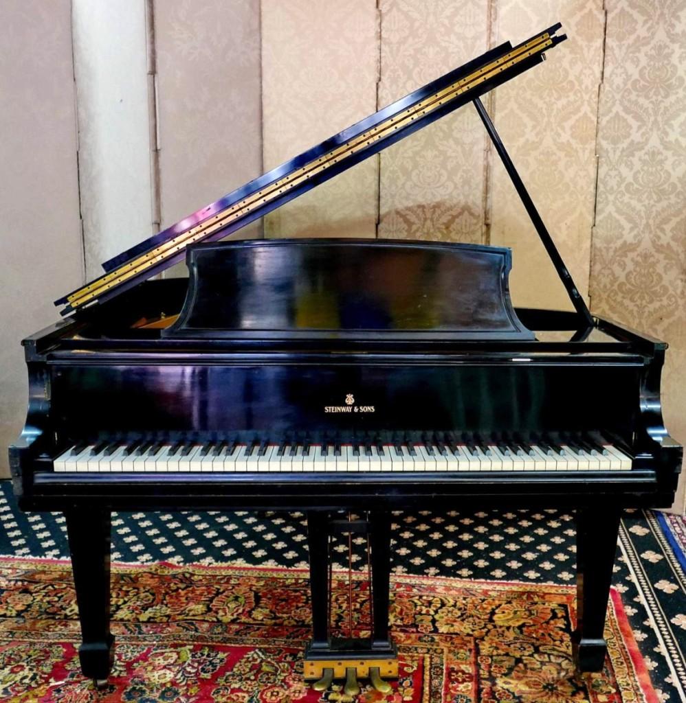 AB Thos Cornell Grand Piano