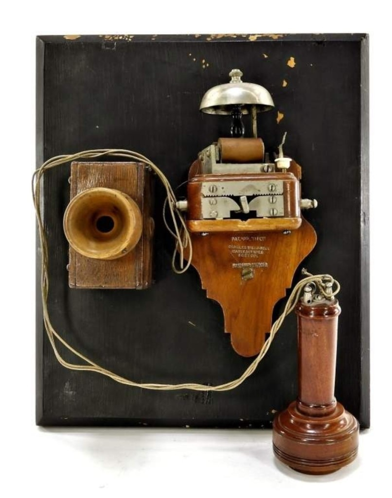 Bruneau Butter Stamp Phone