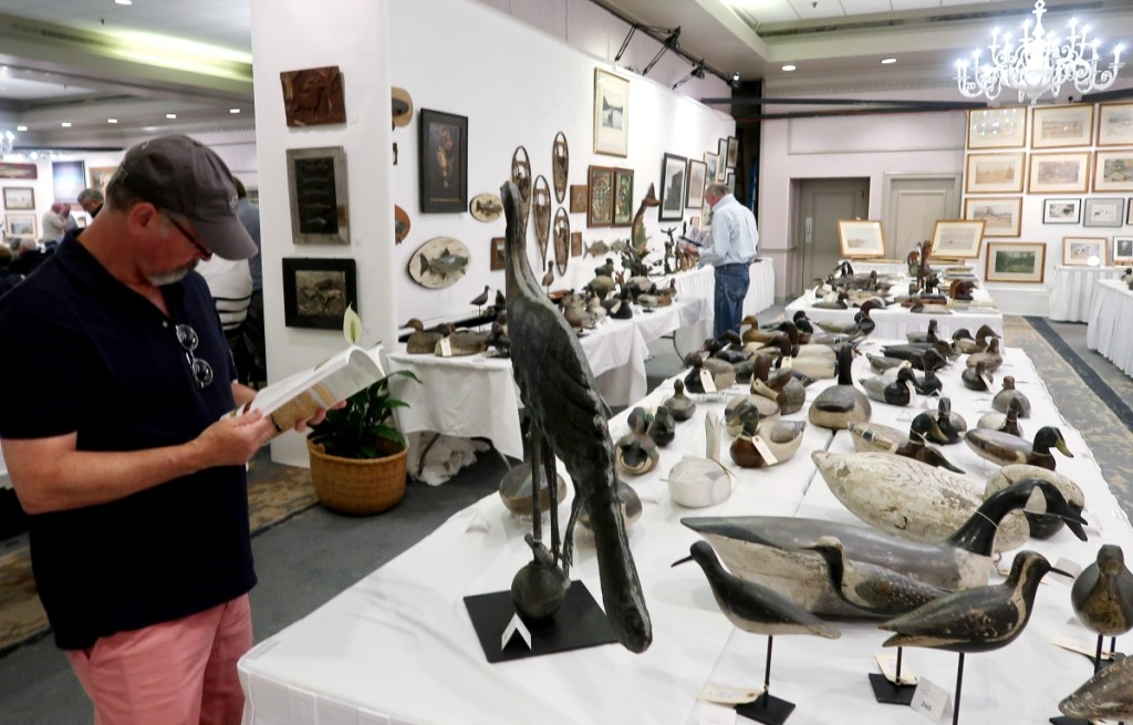 Copley offered plenty of works in the four and five figures to entice new buyers.