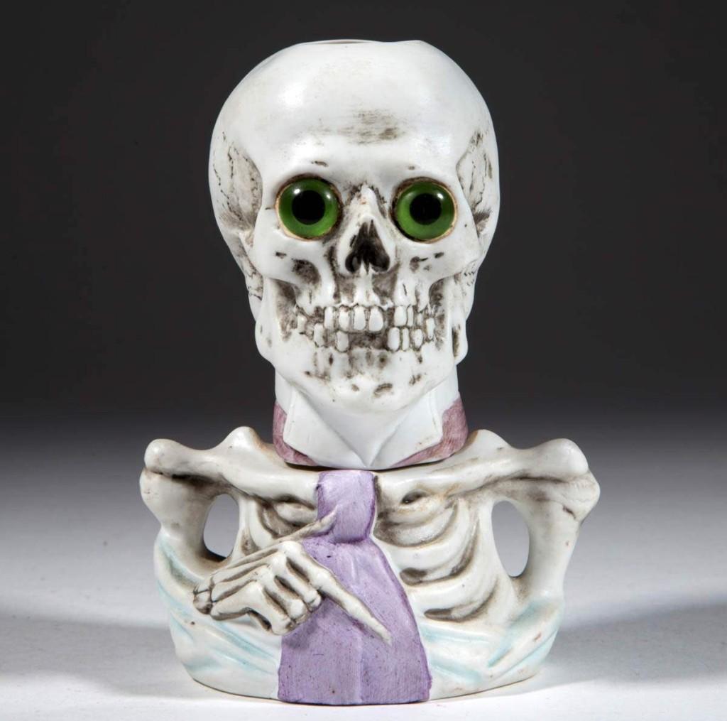 AB Jeff Evans Skull