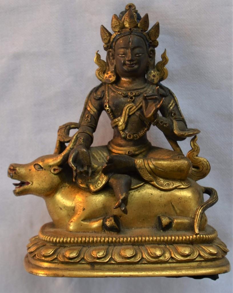 AB Millbrook Buddha