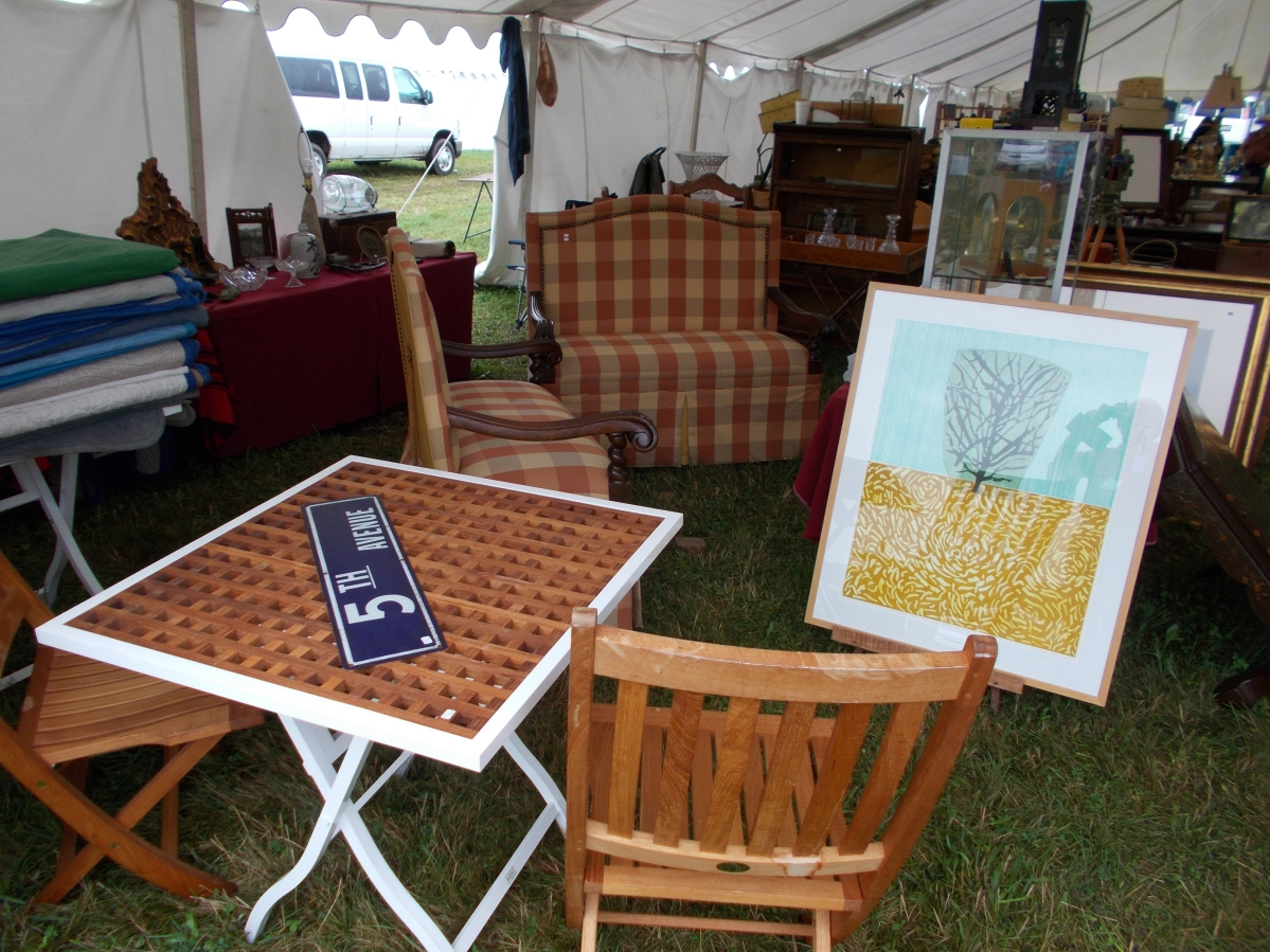 Madison Bouckville: Antiques On A Country Road