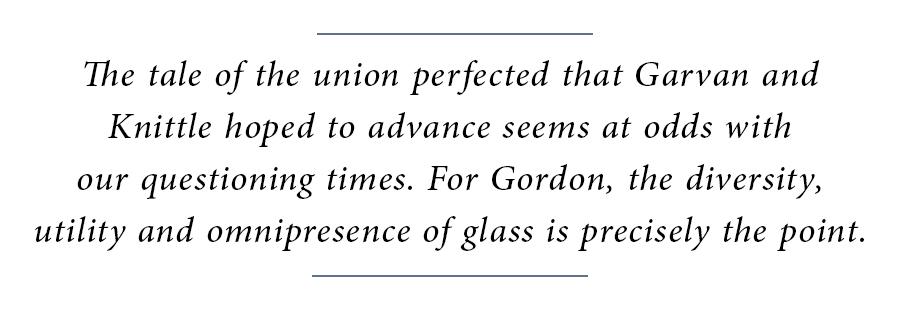 American Glass Block Quote
