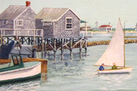 Paintings From The Nantucket Art Colony