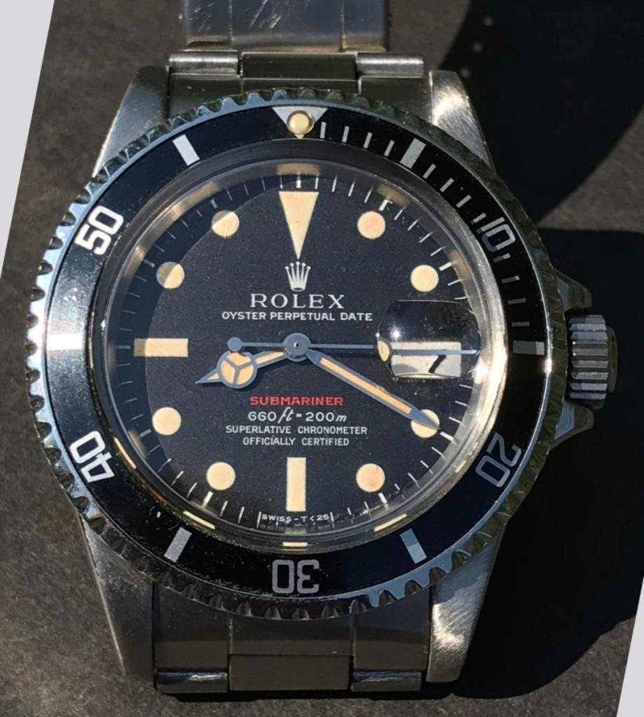 AB Jones & Horan Rolex