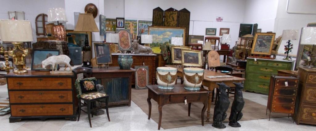 Thomas Hoke Antiques, Salisbury, N.C.