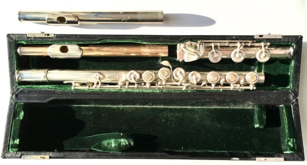 AB Stennburgh Flute