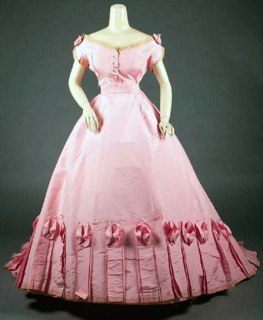 Augusta Pink Ball Gown