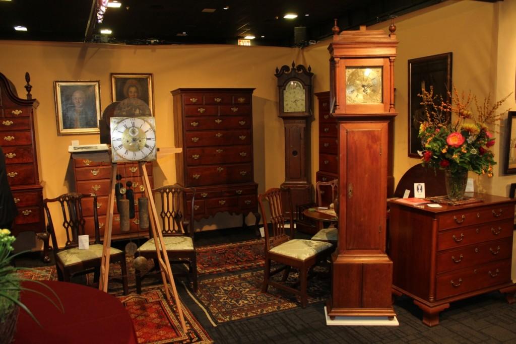 James L. Price Antiques, Carlisle, Penn.