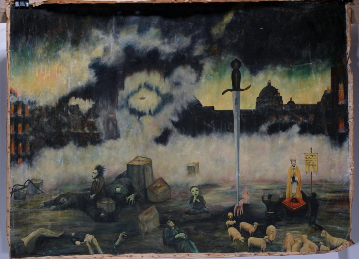 Folk Art In The Fall Slotin S Folk Art Auction