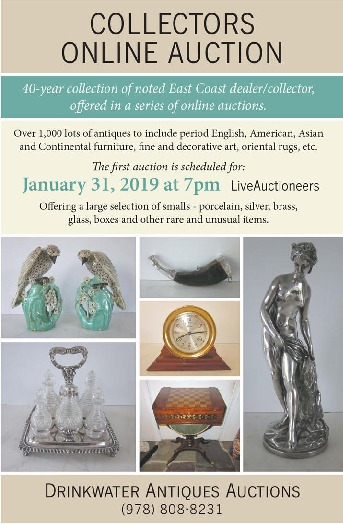Antiques Auction | Art Auction | Art Exhibition - Antiques