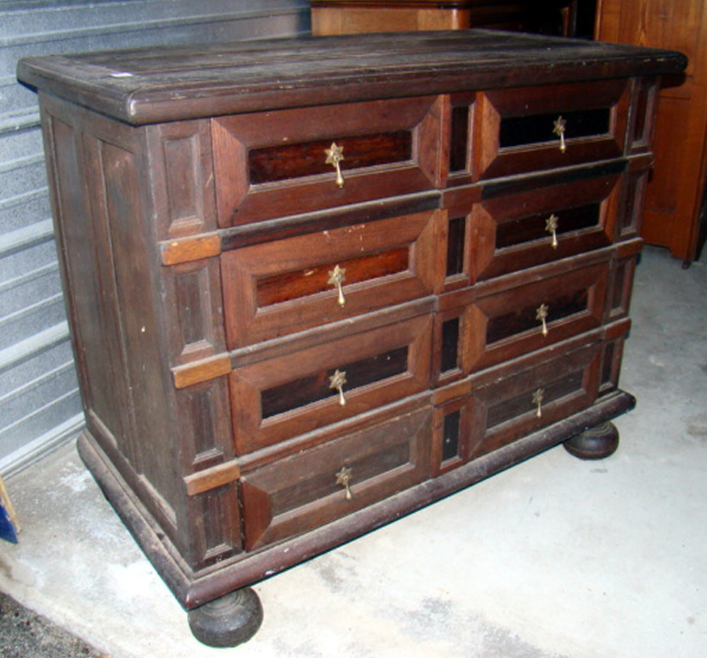 HAR Gamage William and Mary Chest