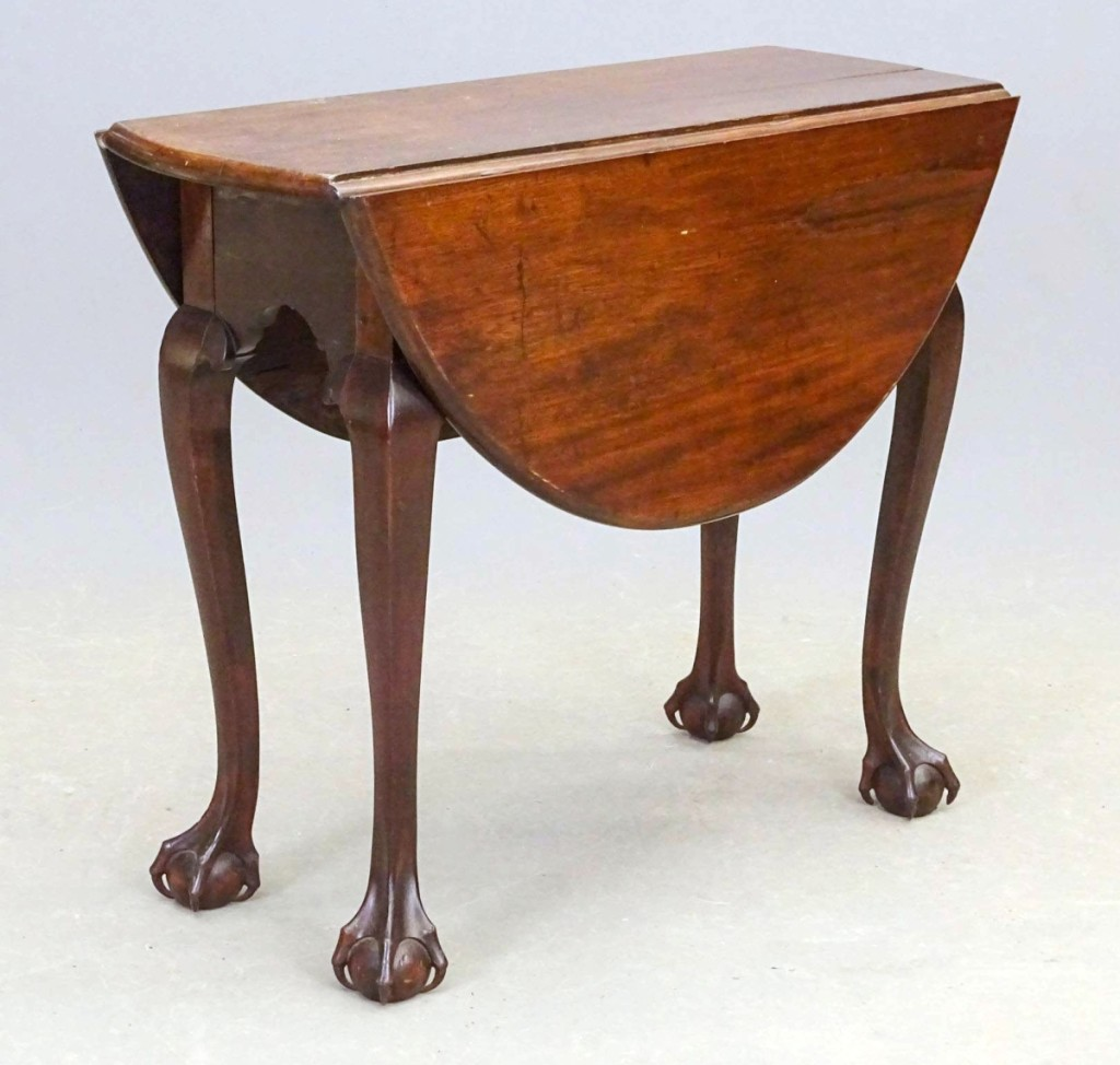 HAR Copake Chippendale Table#2