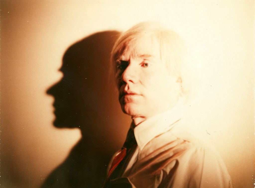 """Self-Portrait,"" by Andy Warhol (1928–1987), 1981. Facsimile of an original Polaroid™ Polacolor 2, 3-  by 4¼ inches. The Andy Warhol Museum, Pittsburgh ©The Andy Warhol Foundation for the Visual Arts, Inc / Artists Rights Society (ARS) New York."