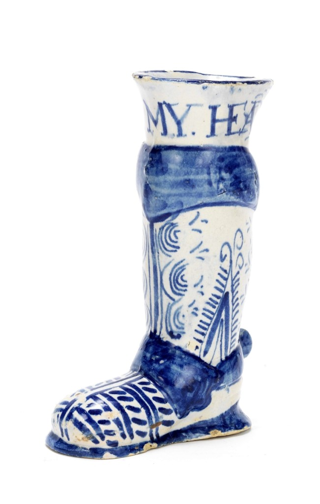 AB Bonhams Delft Boot