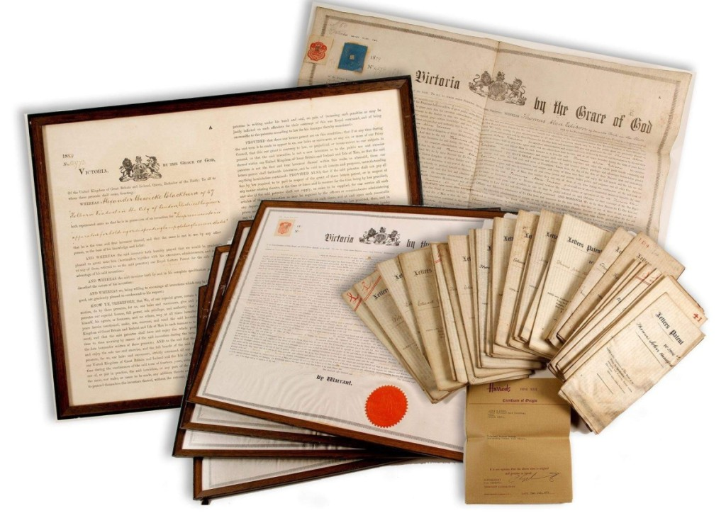 AB Holabird Edison Archive