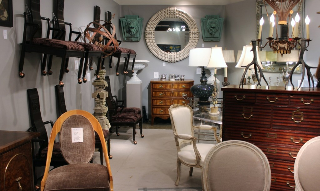 Period to Mod, Brennan and Mouilleseaux Antiques, Briarcliff Manor, N.Y.