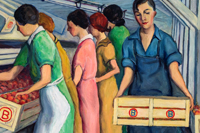 Central To Their Lives: Southern Women Artists In The Johnson Collection