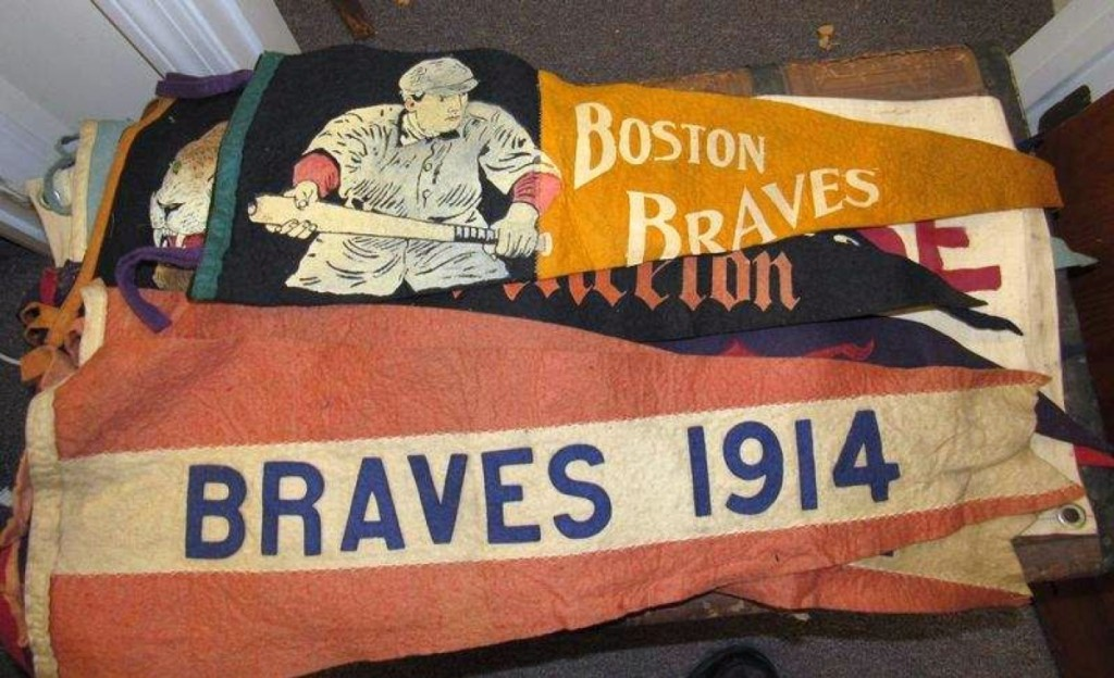 AB Absolute Auctions pennants
