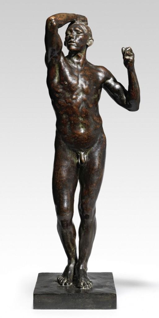 AB Bonhams Rodin Bronze