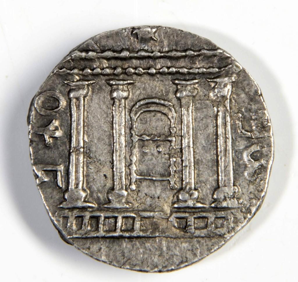 AB Skinner Judean Coin