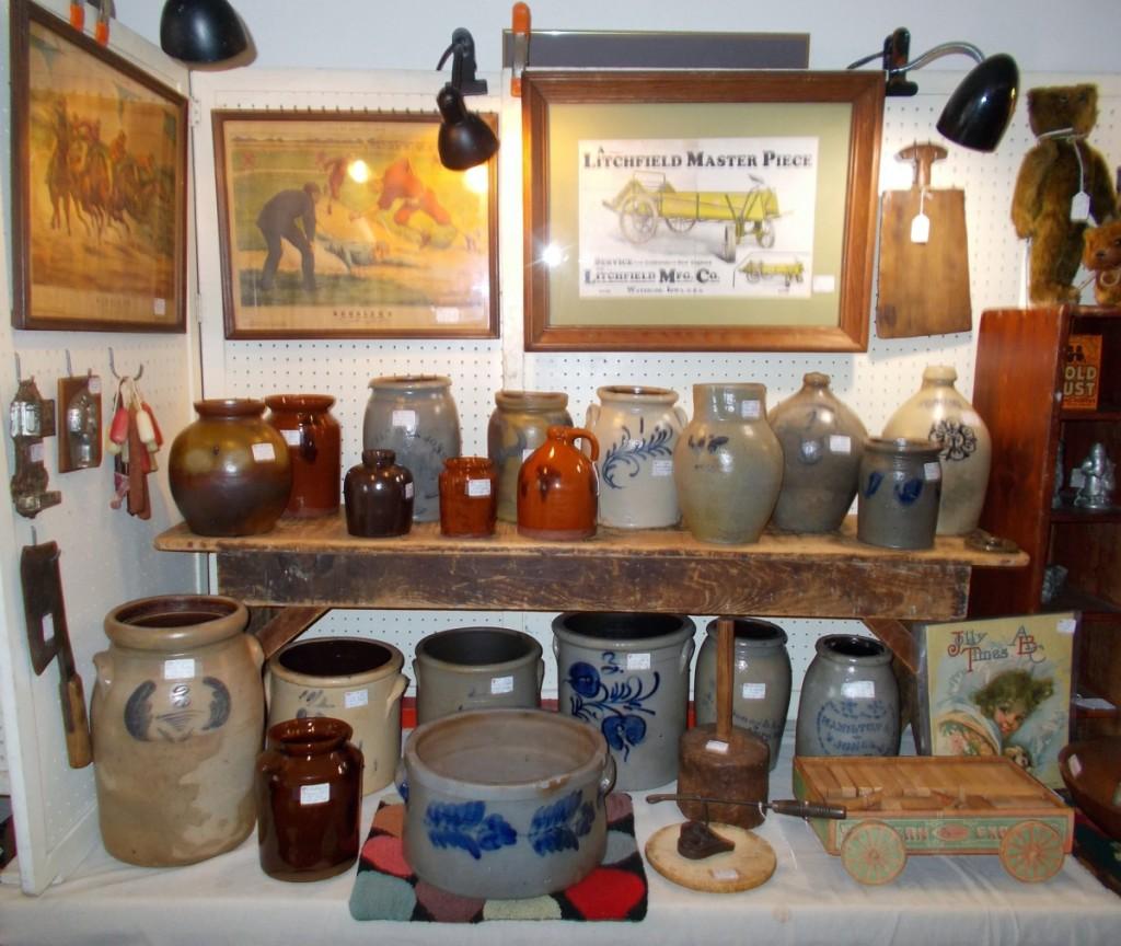 JoDan's Antiques, Cedar Rapids, Iowa