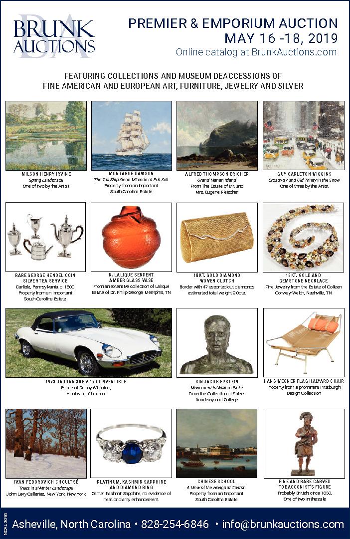 Antiques Auction   Art Auction   Art Exhibition - Antiques & The Arts