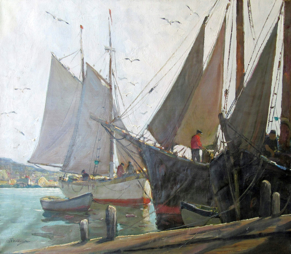 AB Blackwood March Thieme Painting Copy