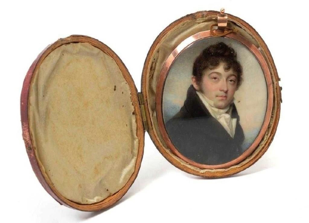AB Michaan's Portrait