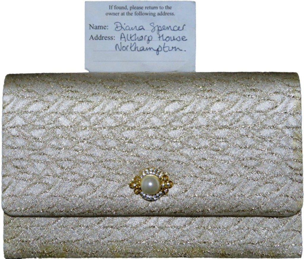 AB Mid-Hudson Galleries Lady Diana's Hand Bag