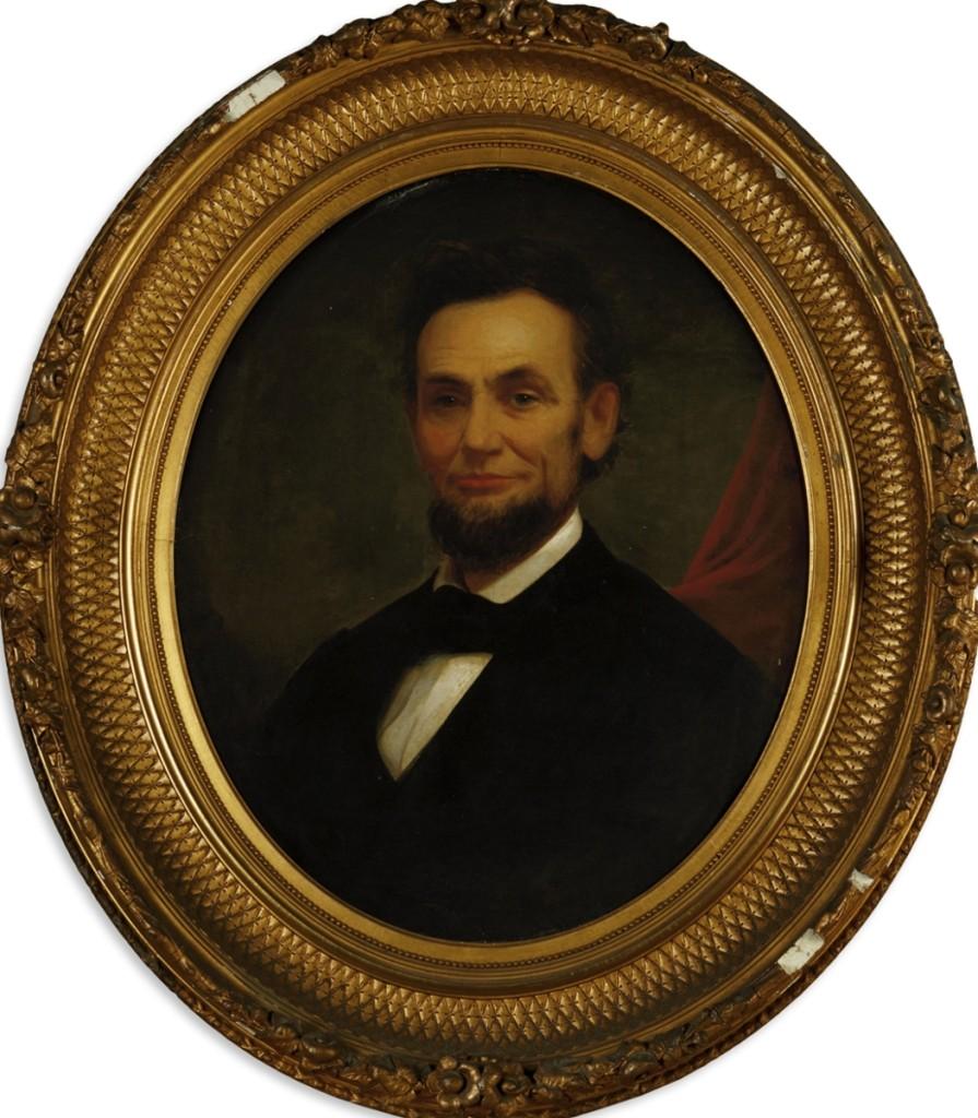 AB Swann Lincoln Portrait