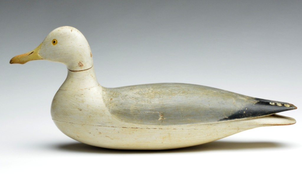 One of only two gulls known by Harry V. Shourds brought $212,400.