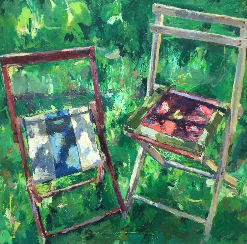 AB Bakker Nolin Chairs