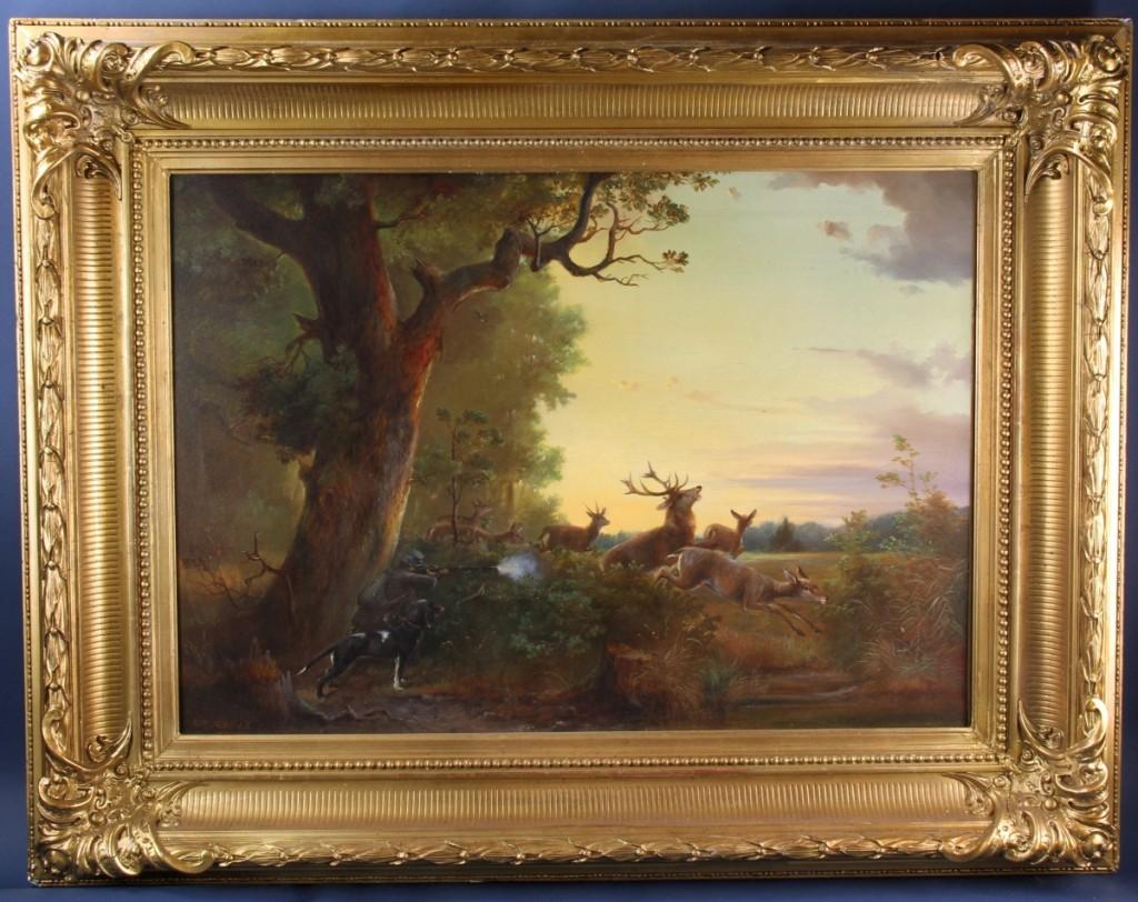 AB Kaminski Tait Painting