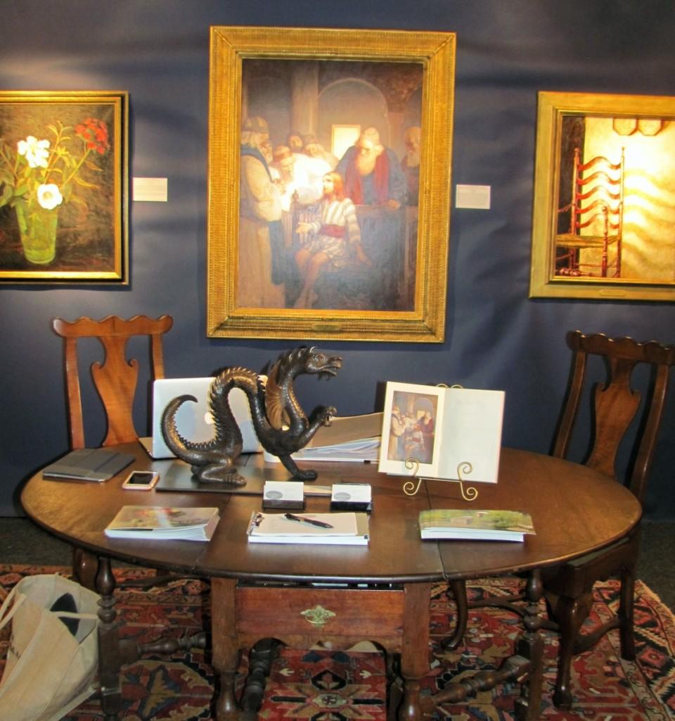 Somerville Manning Gallery, Greenville, Del.