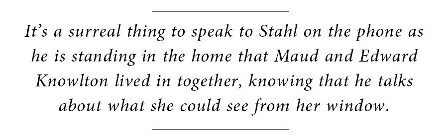 Maud Briggs Knowlton Block Quote