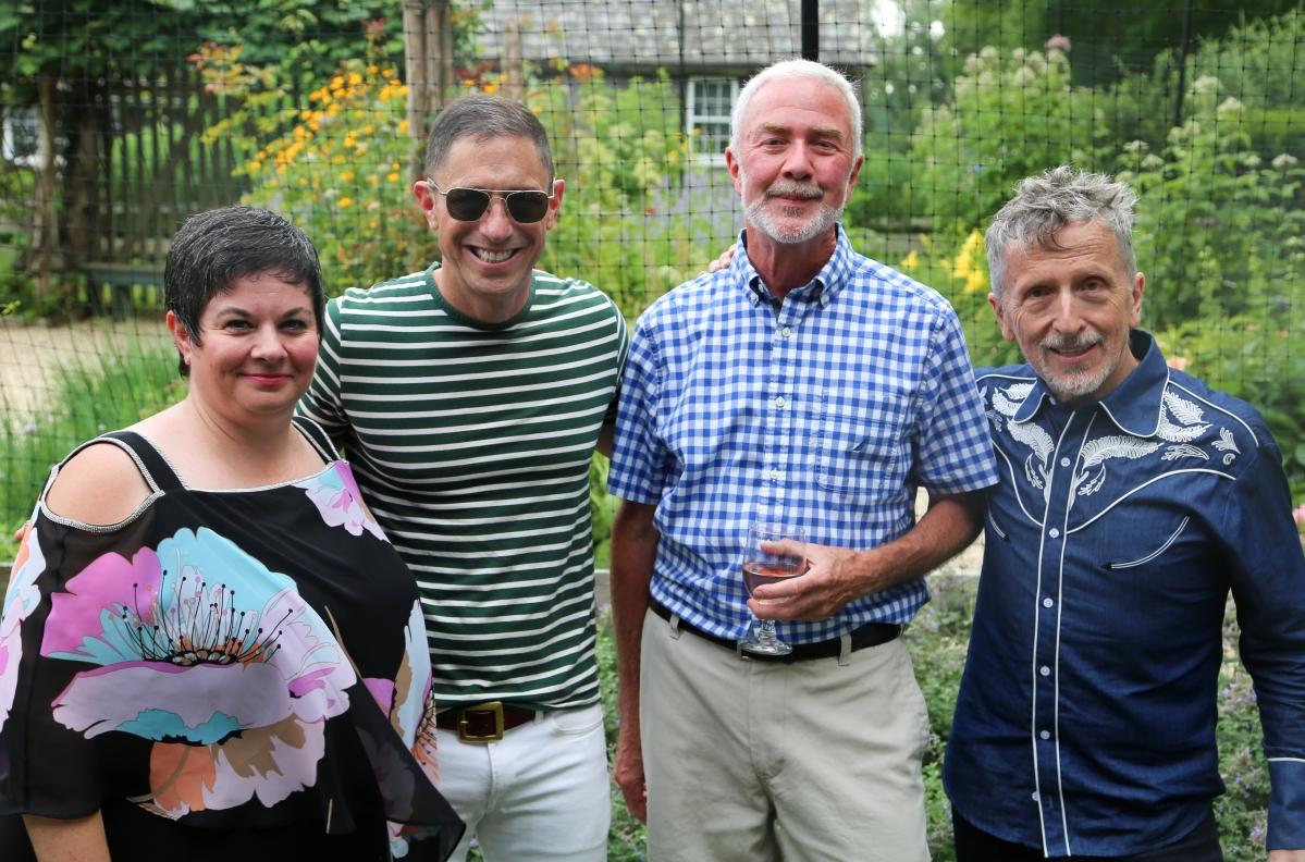 Despite Summer Scorcher In East Hampton Show Proves A Breeze