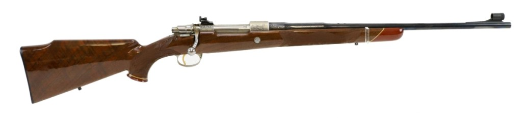 Lot 1322 - Browning Rifle