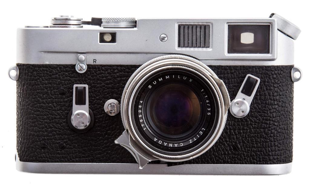 AB Alex Cooper Leica Summilux