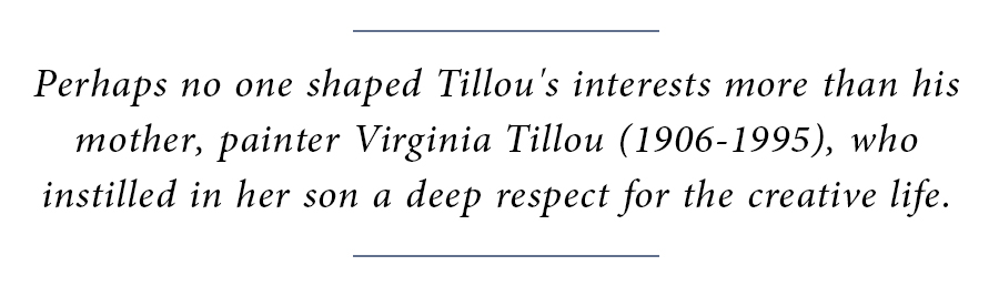 Peter Tillou Block Quote