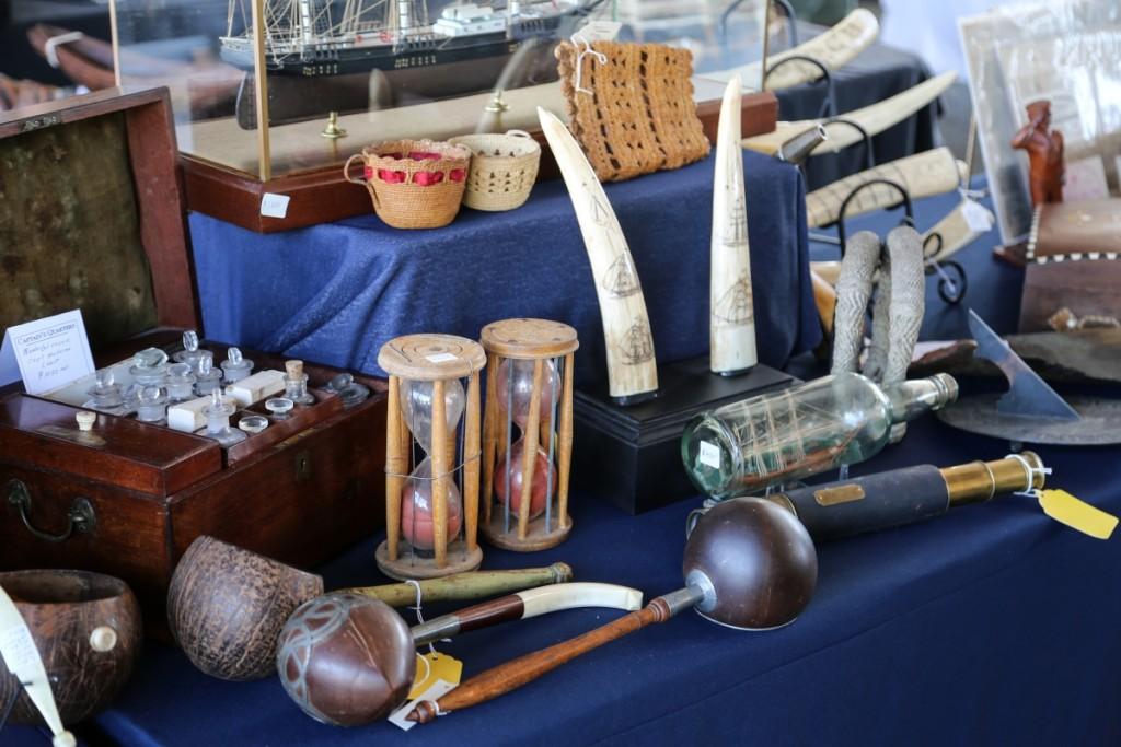 Captain's Quarters Antiques, Amherst, Mass. —Dealer's Choice