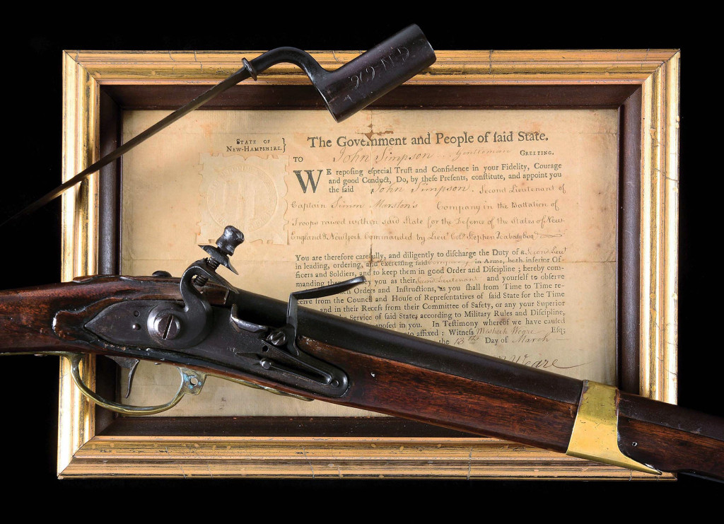2172A - Bunker Hill Musket