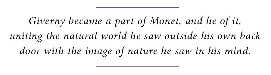 Lead Monet Block Quote