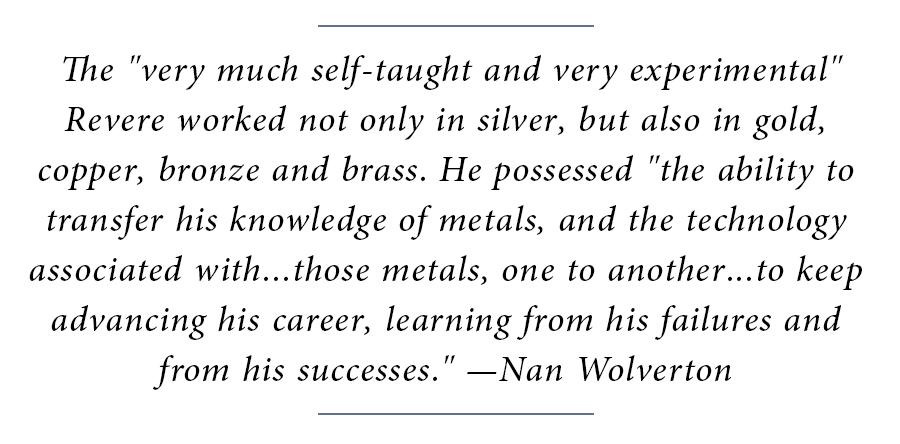Paul Revere Block Quote