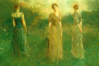 Thomas Wilmer Dewing: Beauty Into Art